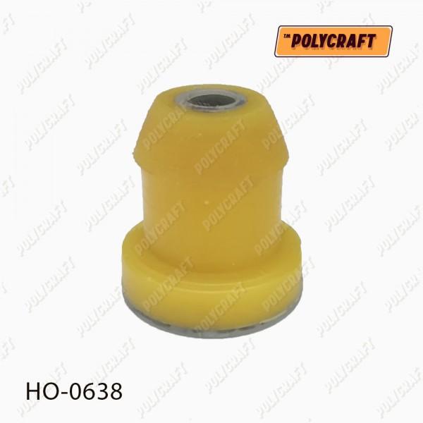 Полиуретановый сайлентблок рычага переднего верхнего (устанавливать во втулку старого сайлентблока)