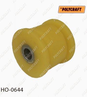 Полиуретановый сайлентблок задней подвески, цапфы, передний, комплектация XS ho0644