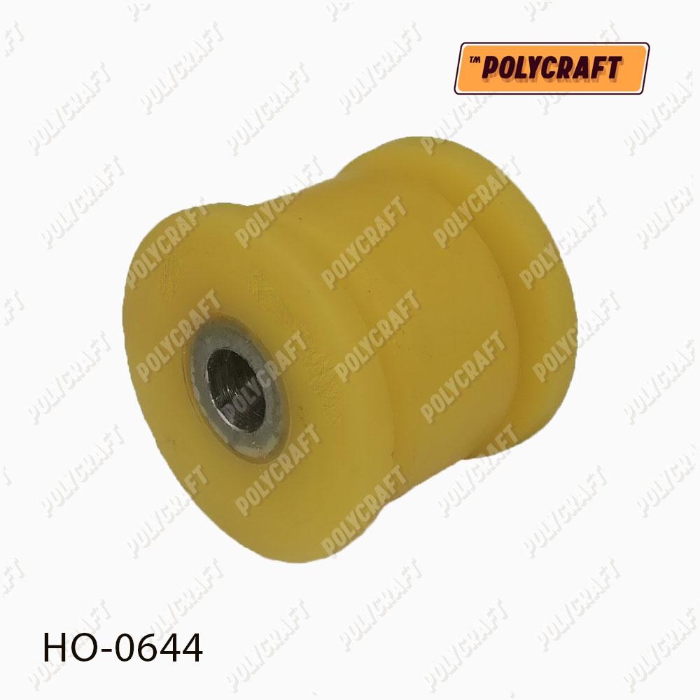 Полиуретановый сайлентблок задней подвески, цапфы, передний, комплектация XS