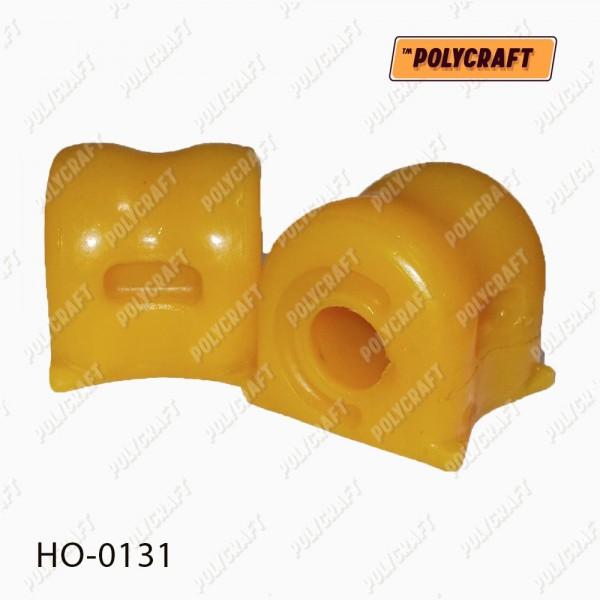 Полиуретановая втулка стабилизатора (переднего) левая D = 24 mm.