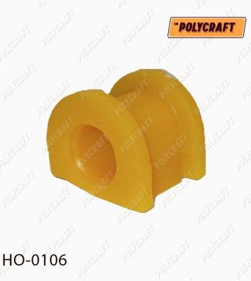 Поліуретанова втулка стабілізатора (переднього) D=22 mm.  ho0106