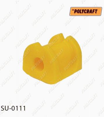 Полиуретановая втулка стабилизатора (заднего) D = 15 mm. su0111