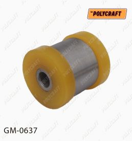 gm0637  Поліуретановий сайлентблок задньої підвіски поперечного важеля (в цапфу)
