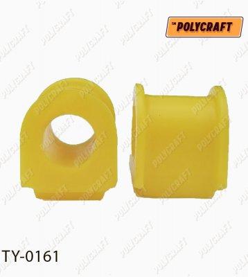 Поліуретанова втулка стабілізатора (заднього) D=22 mm.  ty0161