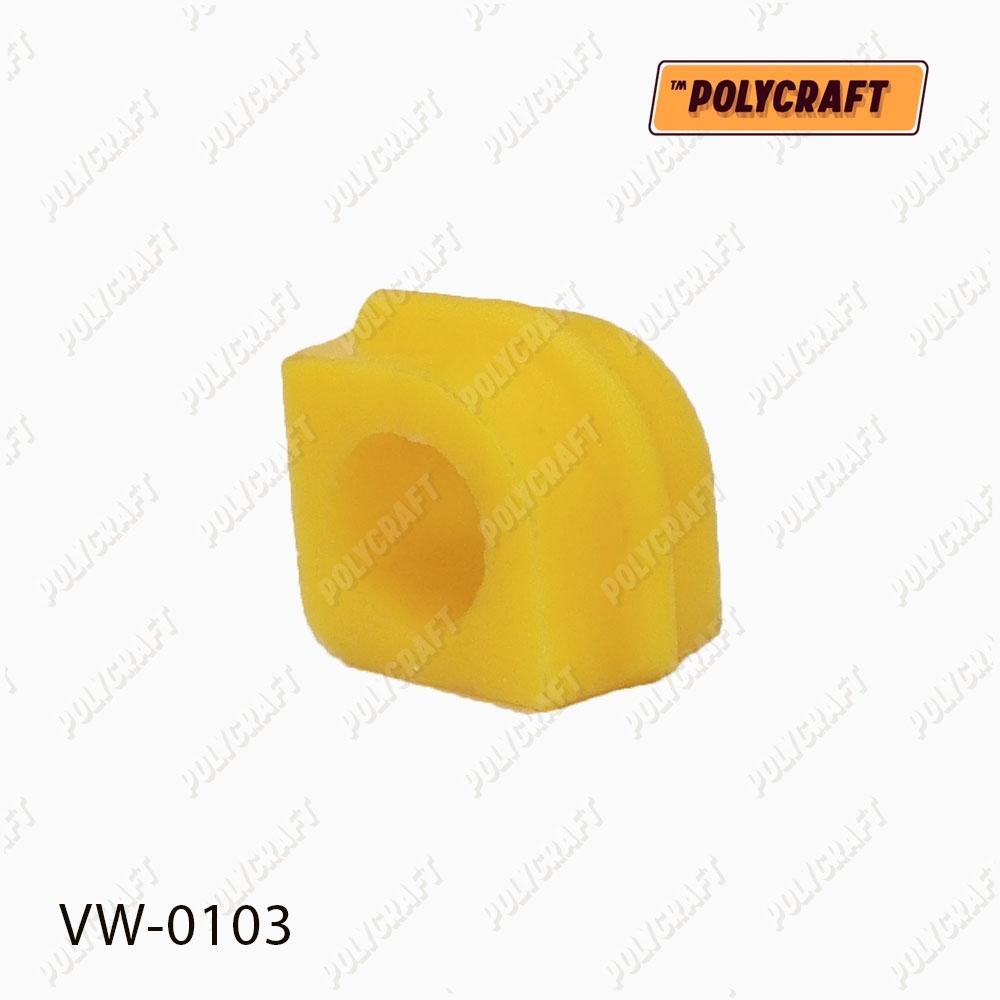 Поліуретанова втулка стабілізатора (переднього) внутрішня D=22,6 mm.  701411041