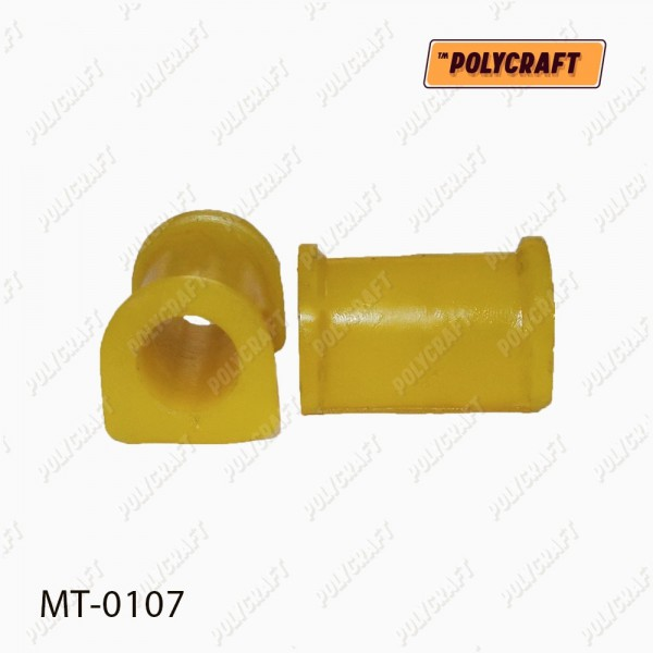 Поліуретанова втулка стабілізатора (переднього) D=17  mm.