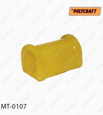 Поліуретанова втулка стабілізатора (переднього) D=17  mm.  mt0107