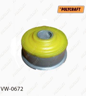 Поліуретановий сайлентблок важеля заднього нижнього vw0672