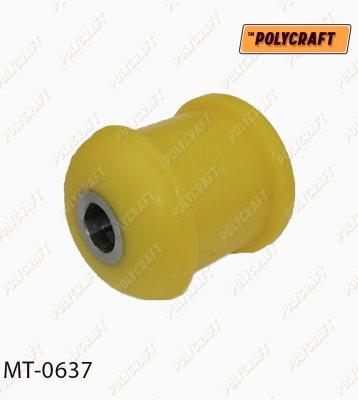 Поліуретановий сайлентблок заднього диференціала (передній)  mt0637