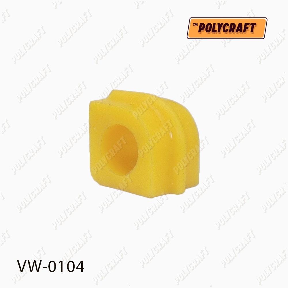 Полиуретановая втулка стабилизатора (переднего) внутренняя D = 20,5 mm. (Ремонтная) 701411041