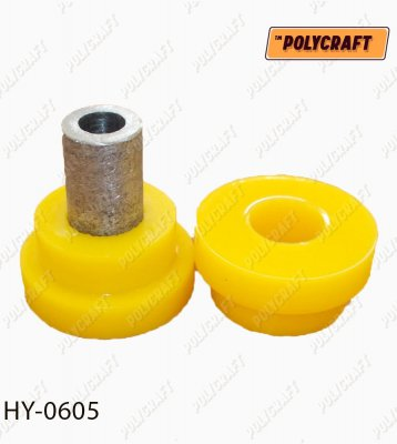 Полиуретановый сайлентблок задней цапфы hy0605