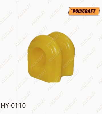 Полиуретановая втулка стабилизатора (переднего) D = 22,8 / 21 mm. hy0110