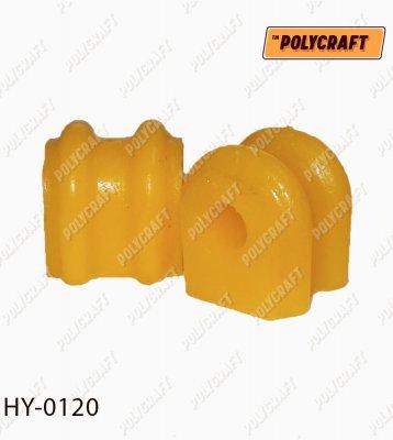 Полиуретановая втулка стабилизатора (заднего) D = 14,8 / 13 mm. hy0114
