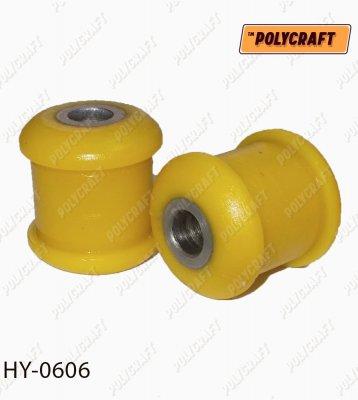 Поліуретановий сайлентблок заднього поперечного важеля/задньої цапфи   hy0606
