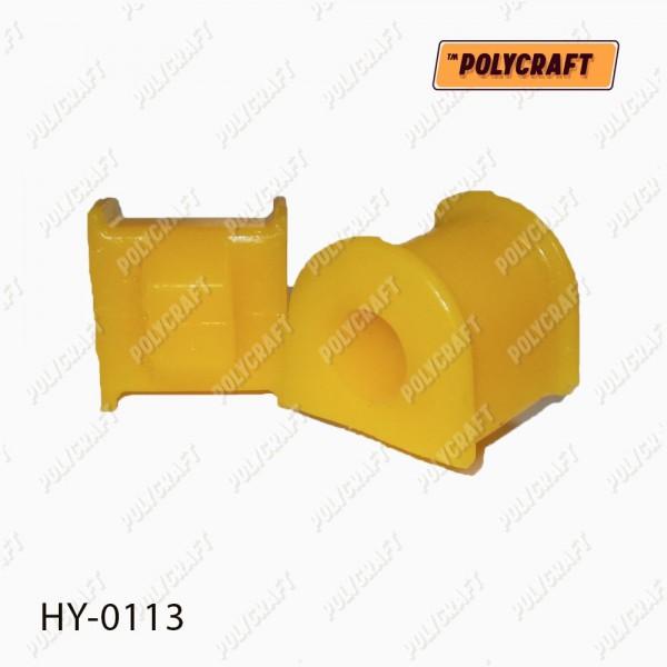 Полиуретановая втулка стабилизатора (переднего) D = 19 mm.