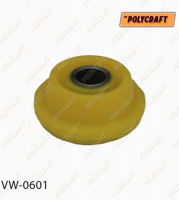Полиуретановый сайлентблок (половинка) переднего рычага к стабилизатору vw0601