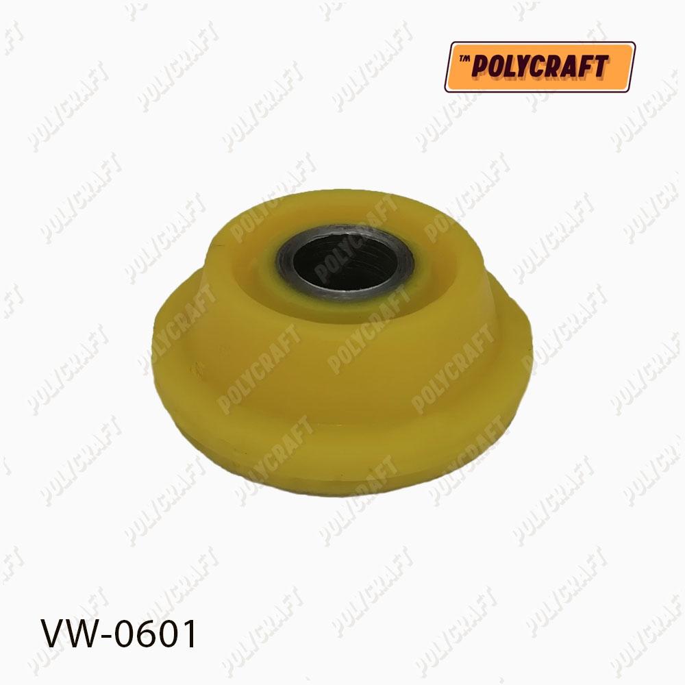 Полиуретановый сайлентблок (половинка) переднего рычага к стабилизатору