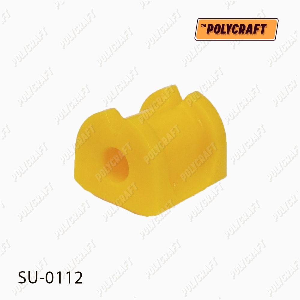 Поліуретанова втулка стабілізатора (заднього) D=14 mm.