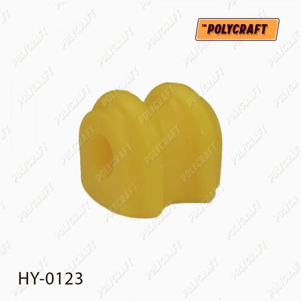 Поліуретанова втулка стабілізатора (заднього)  D=16,5 mm.