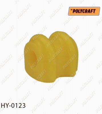 Поліуретанова втулка стабілізатора (заднього)  D=16,5 mm.  hy0123