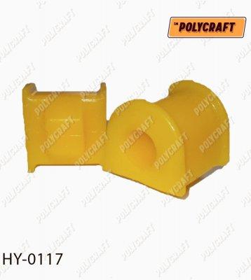 Полиуретановая втулка стабилизатора (переднего) D = 20 mm. hy0117