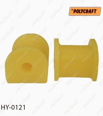 Полиуретановая втулка стабилизатора (заднего) D = 11,8 mm. hy0121