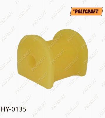Полиуретановая втулка стабилизатора (заднего) D = 12,5 mm. hy0135