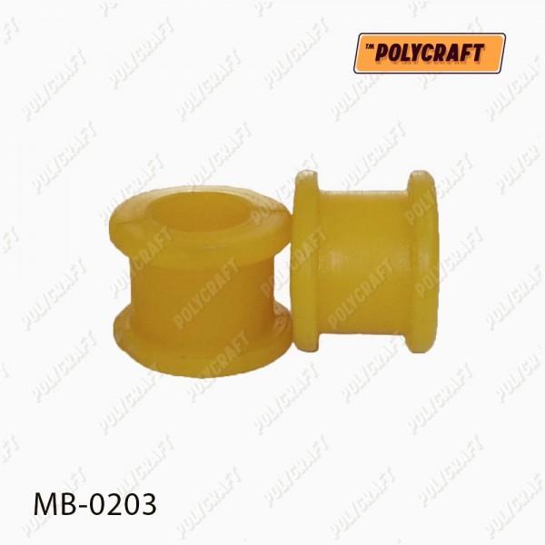 Поліуретанова втулка стійки стабілізатора переднього (верхня)