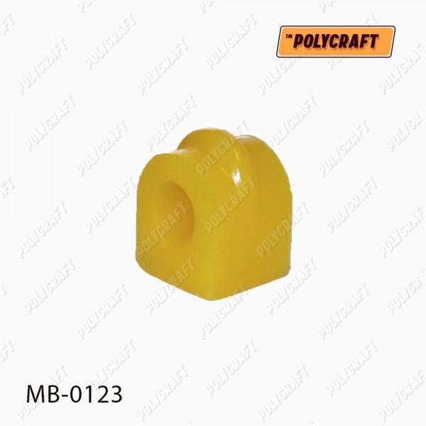 Полиуретановая втулка стабилизатора (заднего) D = 16,5/15,5 mm.