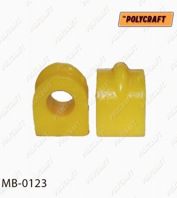 Полиуретановая втулка стабилизатора (заднего) D = 16,5/15,5 mm. mb0123