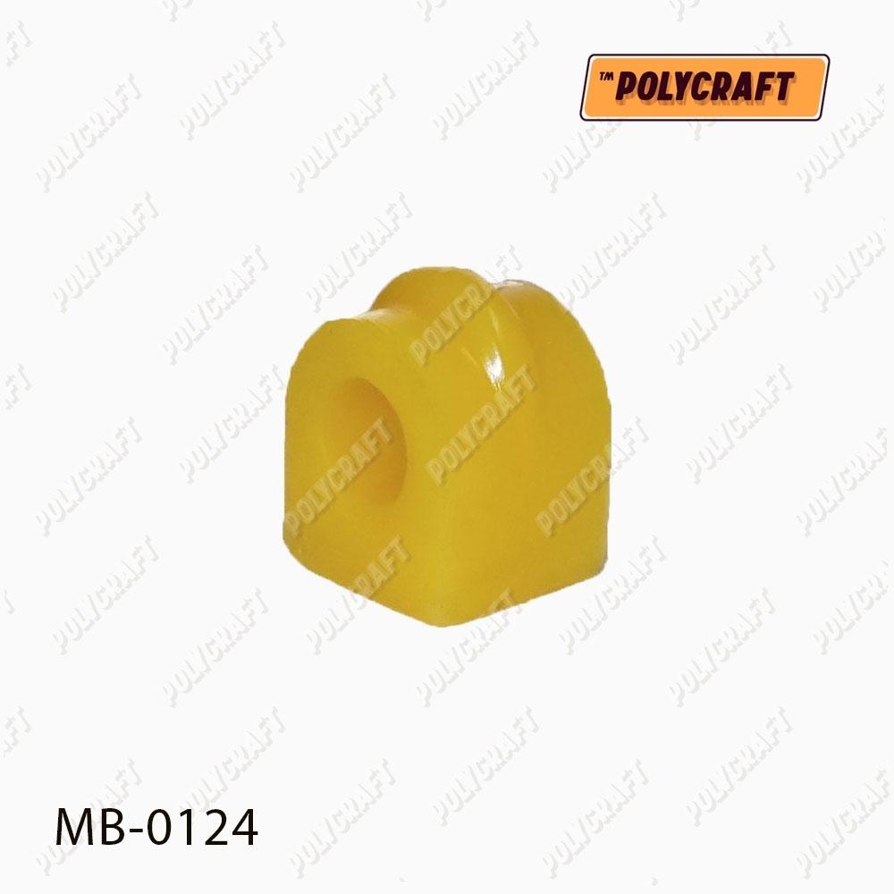 Поліуретанова втулка стабілізатора (заднього)  D=17,5 mm.