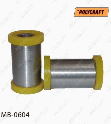 Полиуретановый сайлентблок задней подвески, нижнего поперечного рычага (внутренний) mb0604