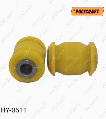 олиуретановый сайлентблок рычага переднего (передний) hy0611