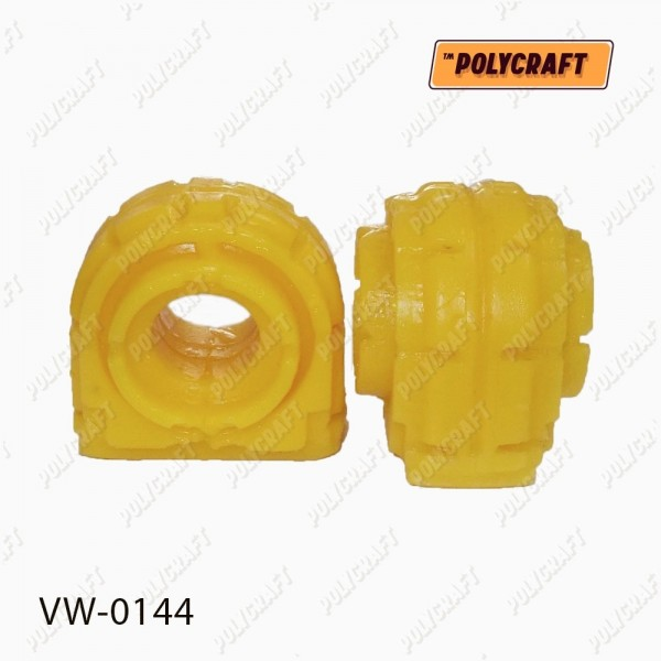 Полиуретановая втулка стабилизатора (заднего) D = 18,5 mm.