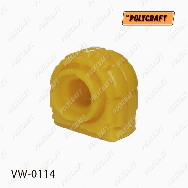 Поліуретанова втулка стабілізатора (заднього)  D=20,7 mm.