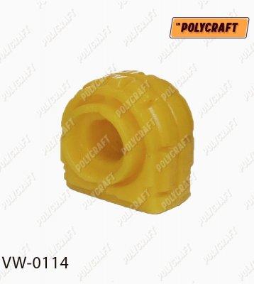 Полиуретановая втулка стабилизатора (заднего) D = 20,7 mm. vw0114