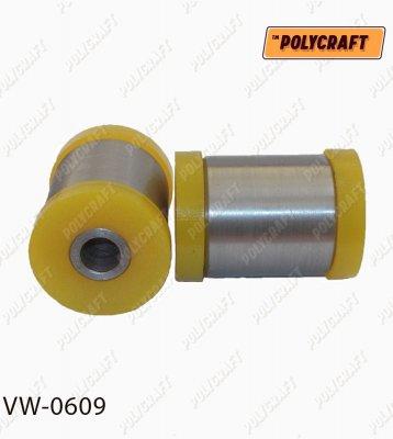 Поліуретановий сайлентблок заднього важеля під пружину (внутрішній) vw0604