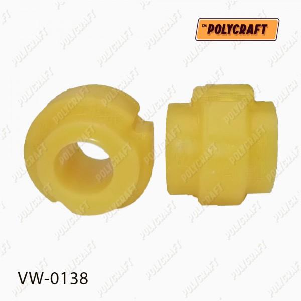 Поліуретанова втулка стабілізатора (переднього) D=24,8/23,5 mm.