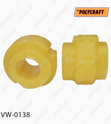 Поліуретанова втулка стабілізатора (переднього) D=24,8/23,5 mm.  vw0138