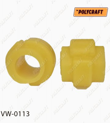 Полиуретановая втулка стабилизатора (переднего) D = 27 mm. vw0113