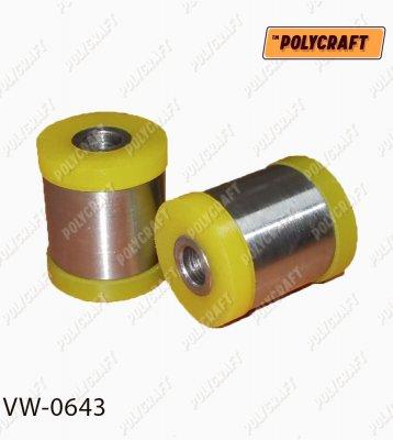 Поліуретановий сайлентблок важеля переднього нижнього (зовнішній) vw0643