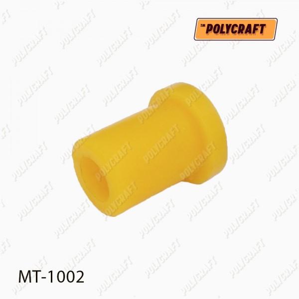 Полиуретановая втулка рессоры задней (нижняя)