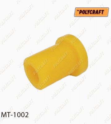 Полиуретановая втулка рессоры задней (нижняя) mt1002