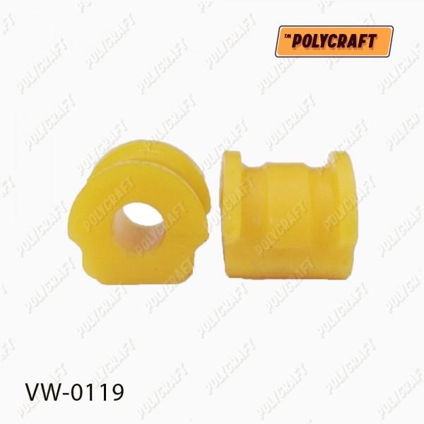 Полиуретановая втулка стабилизатора (переднего) D = 16 / 15,5 mm.