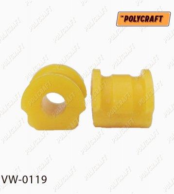 Полиуретановая втулка стабилизатора (переднего) D = 16 / 15,5 mm. vw0119