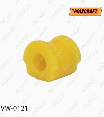 Поліуретанова втулка стабілізатора (переднього) D=17 mm.  vw0121