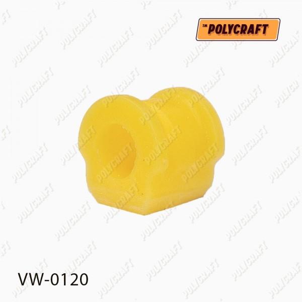 Поліуретанова втулка стабілізатора (переднього) D=20,8 mm.