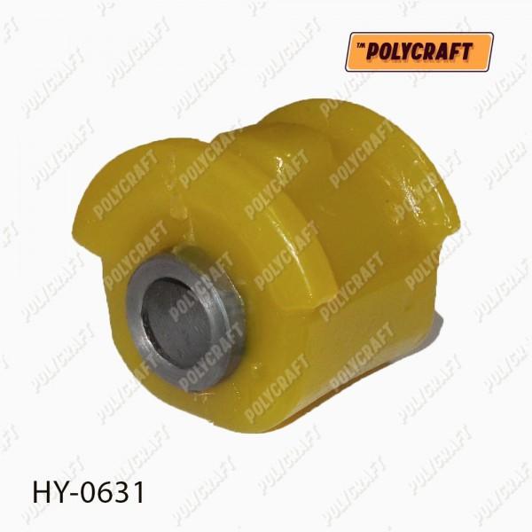 Поліуретановий сайлетблок важеля переднього (задній)