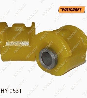Поліуретановий сайлетблок важеля переднього (задній)  hy0631