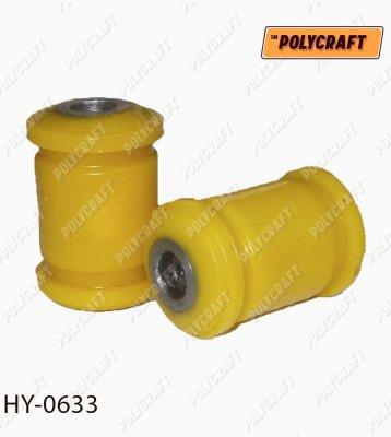 Поліуретановий сайлентблок важеля переднього (передній) hy0633